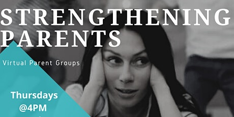 Strengthening Parents: Groups Designed with the Parent In Mind tickets