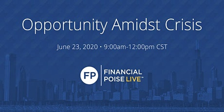 Opportunity Amidst Crisis Live Webinar tickets
