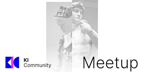 KI Community meetup & Networking - für Interessierte und Anwender von KI Tickets