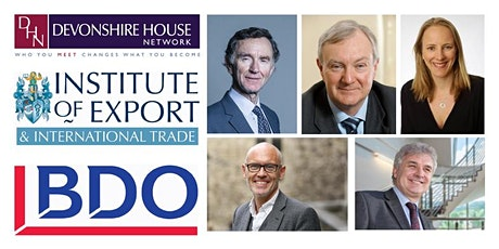08.07.20 - Online Panel Discussion – The UK is the second biggest exporter in the world - of services. tickets