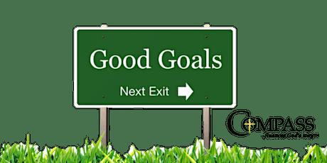 Compass Goals and Planning Webinar tickets