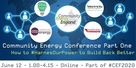 Community Energy Conference - Part One tickets