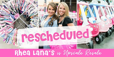 Rhea Lana's of Bossier  City  Spring/Summer Consignment Sale tickets