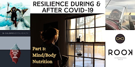 FREE - Resilience during and after COVID-19. Part 3. tickets