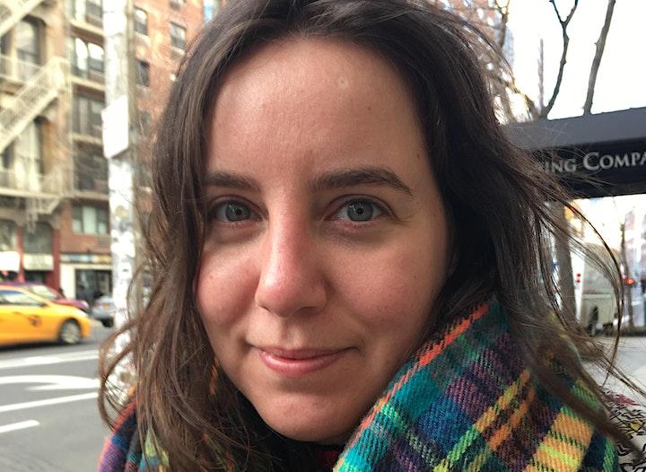 Spring Broadside Reading II: Anna Gurton-Wachter & Celina Su image