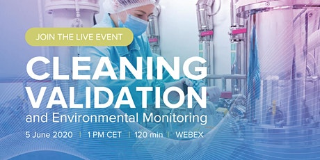 Cleaning Validation and Environmental Monitoring tickets