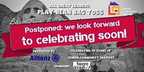 Senior Community Services' Bean Bag Bash presented by Allianz tickets