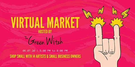Spring Virtual Market hosted by The Green Witch tickets