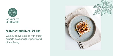 Online Weekly Sunday Brunch Club tickets