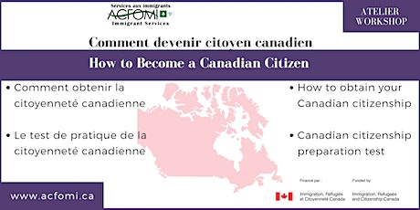 Comment devenir citoyen.ne canadien.ne billets
