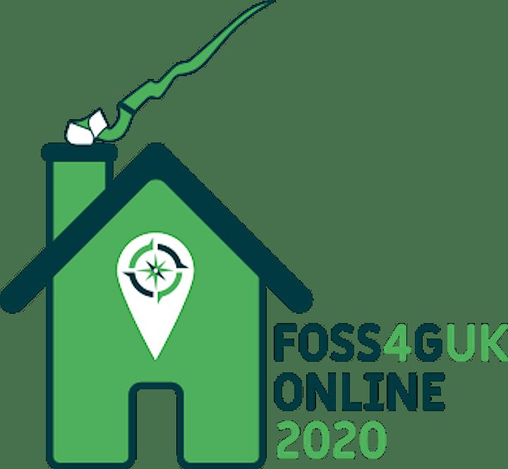 FOSS4GUK 2020 Online image