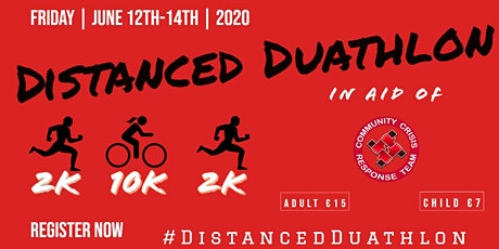 Distanced Duathlon for Suicide Prevention tickets