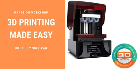 3D Printing Made Easy- August 14-15, 2020 tickets