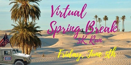 USO Erbil Spring Break 5K Run! tickets