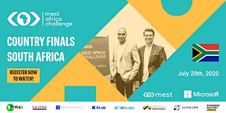 MEST AFRICA CHALLENGE 2020: SOUTH AFRICA tickets