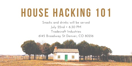 House Hacking 101 tickets