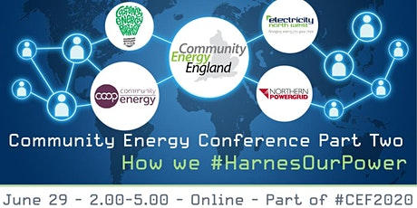 Community Energy Conference - Part Two tickets