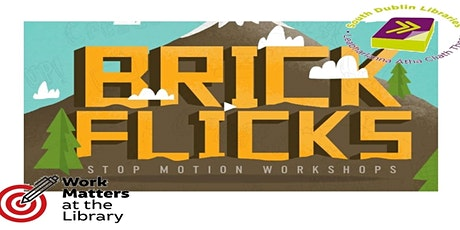 Brick Flicks Stop Motion Workshop tickets