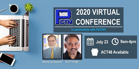 PCTM 2020 Virtual Conference (in partnership with PaTTAN) tickets