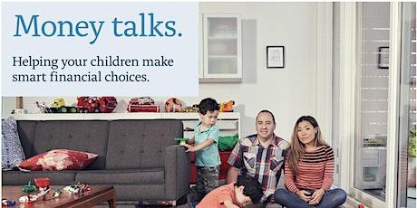 Money Talks: Teaching Children Financial Responsibility bilhetes