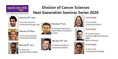 DCS Seminar Series 2020: Zoom Seminar with Dr Pradeepa Madapura tickets