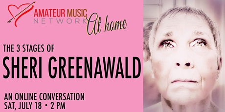 The 3 Stages of Sheri Greenawald tickets