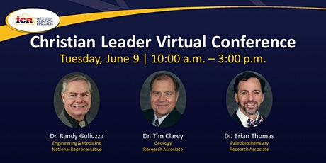 Christian Leader Virtual Conference tickets