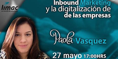 Inbound Marketing y la digitalización de las empresas entradas