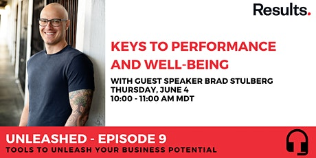 Keys to Performance and Well-Being tickets