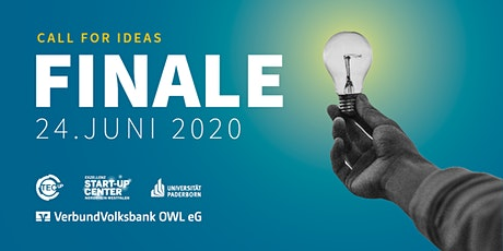 CALL FOR IDEAS 2020 - FINALE Tickets
