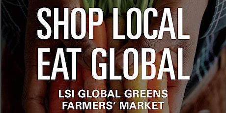Global Greens Farmers' Market tickets