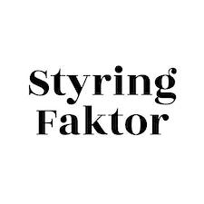 Styring Faktor logo