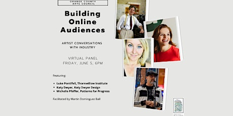 Artists Conversations with Industry - Building Online Audiences tickets