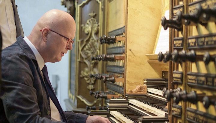 Afbeelding van Orgelconcert Ab Weegenaar (Jubileumconcert 25 jaar organist Bovenkerk)