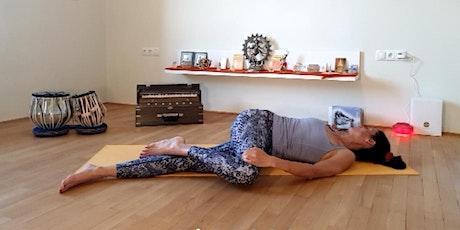Sanfte Online Yoga-Class für Einsteiger und Eingerostete Live, 60 min. Tickets