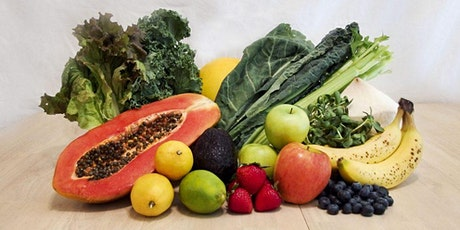 Free Cooking Class:Eating in Healthy Abundance with Plant-Powered Raw Foods tickets