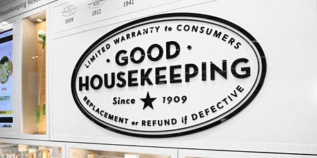 Good Housekeeping Institute Tour - 10/9/20 at 11:30am tickets