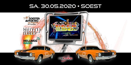 CAR CLUB Soest pres. Back to the 90s mit Discoloverz Tickets