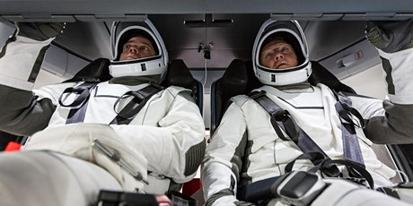 Sraz fanoušků SpaceX & Start DM-2 tickets