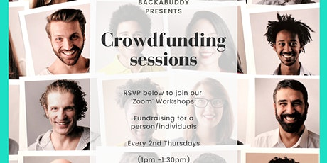Online Crowdfunding Workshop: Raising Funds for a person/cause tickets