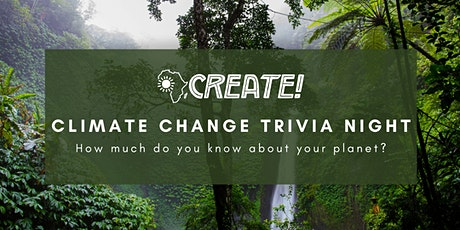 Climate Change Trivia Night tickets