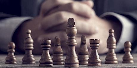 Curso Virtual: Estrategias de ajedrez para el mundo profesional y personal entradas