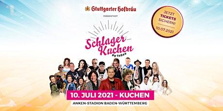 Schlagerkuchen 2021 - Das große Schlagerfestival von TOBEE Tickets