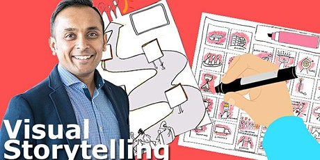 Visual Storytelling and Business Drawings Masterclass tickets