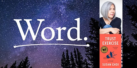 Online Word. Book Club with Susan Choi tickets