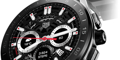 TAG Heuer Connected tickets