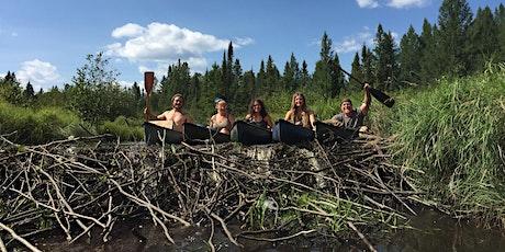 Eight-Day Wilderness Canoe Adventure: Back to Basics tickets