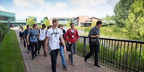 Edge Hill University - Why Edge Hill, Virtual Session tickets