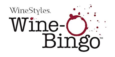 Virtual Wine-O Bingo tickets