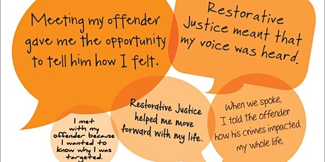 Using Restorative Justice & Forgiveness in Your Practice tickets